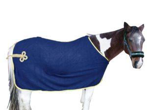 derby-originals-240g-fleece-cooler-with-gold-trim-best-horse-fly-sheets