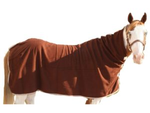 derby-originals-supremo-heavy-weight-fleece-horse-cooler-best-horse-fly-sheets-best-horse-fly-sheets