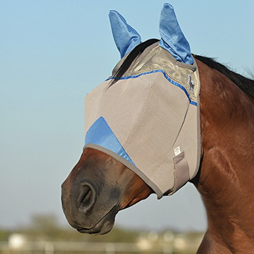 cashel-crusader-standard-fly-mask-best-horse-fly-masks