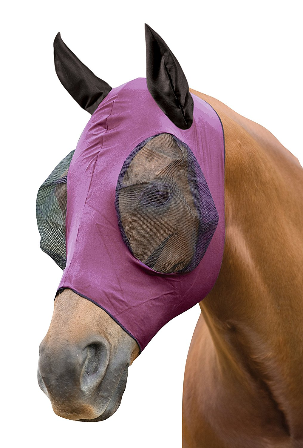 weatherbeeta-roma-stretch-horse-fly-mask-best-horse-fly-masks