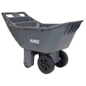 AMES Easy Roller Cheap Horse Muck Cart