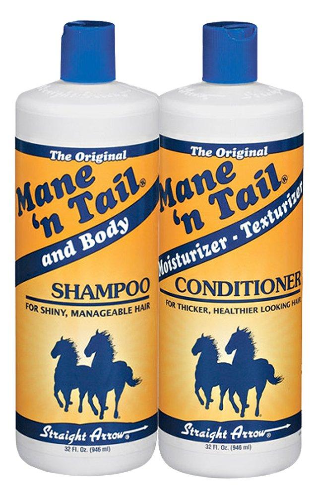 Straight Arrow Mane 'N Tail Horse Shampoos