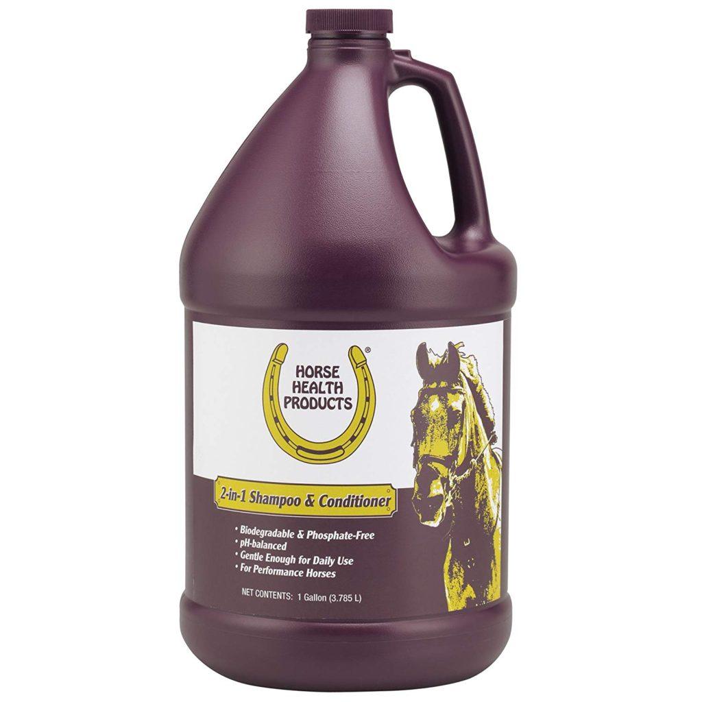 Horse Health 2-in-1 Horse Shampoos