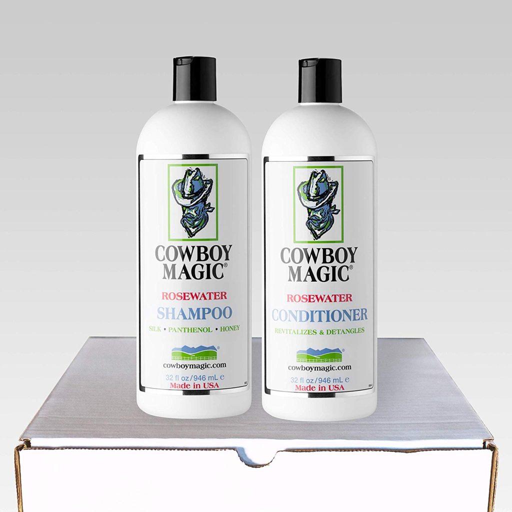 Cowboy Magic Rosewater Horse Shampoo