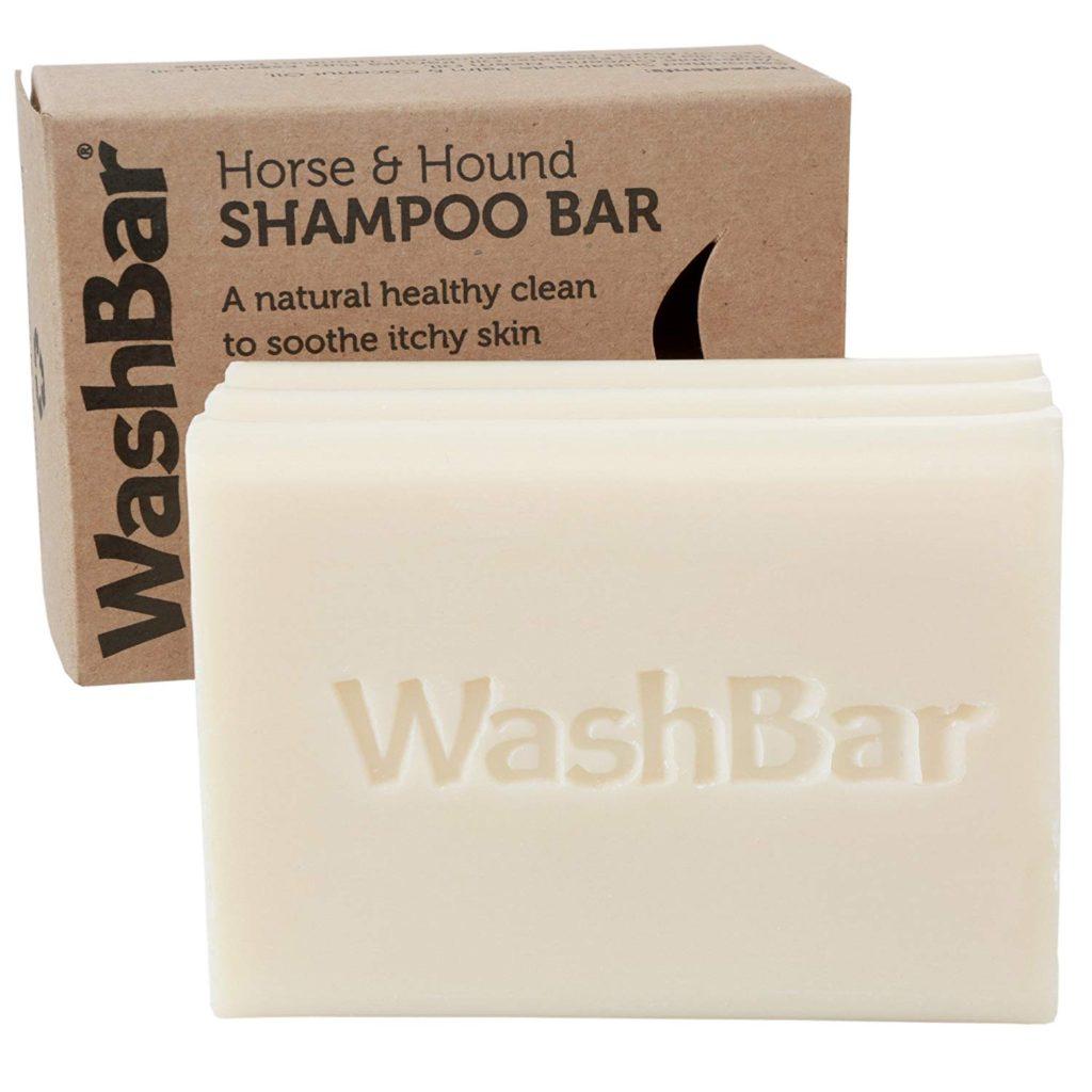 Wash Bar Horse Shampoo