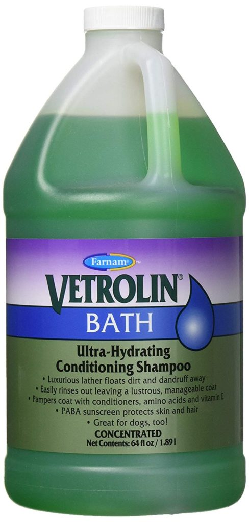Vetrolin Horse Shampoo