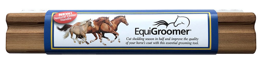 EquiGroomer Premium Animal Coat Hair Care Best Horse Deshedding Tools
