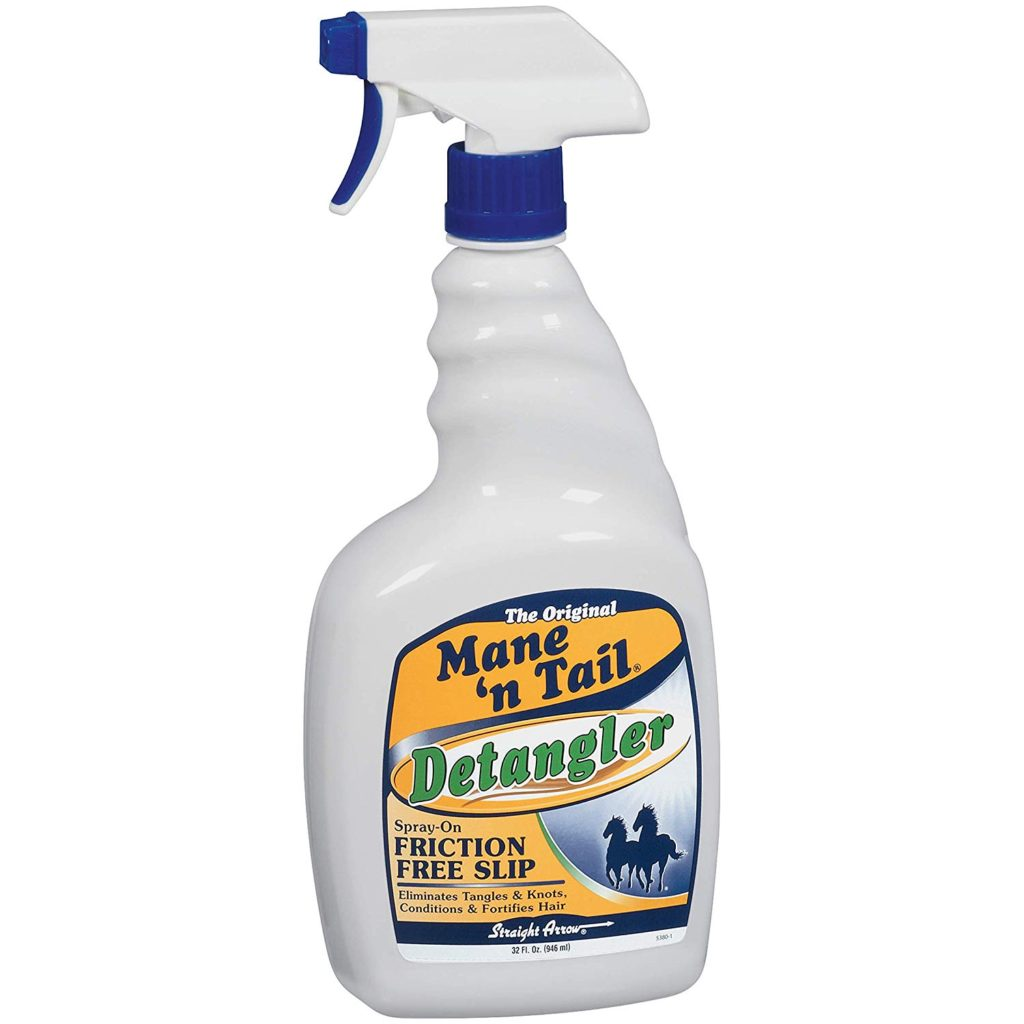 Mane 'N Tail Spray-On Best Horse Detanglers