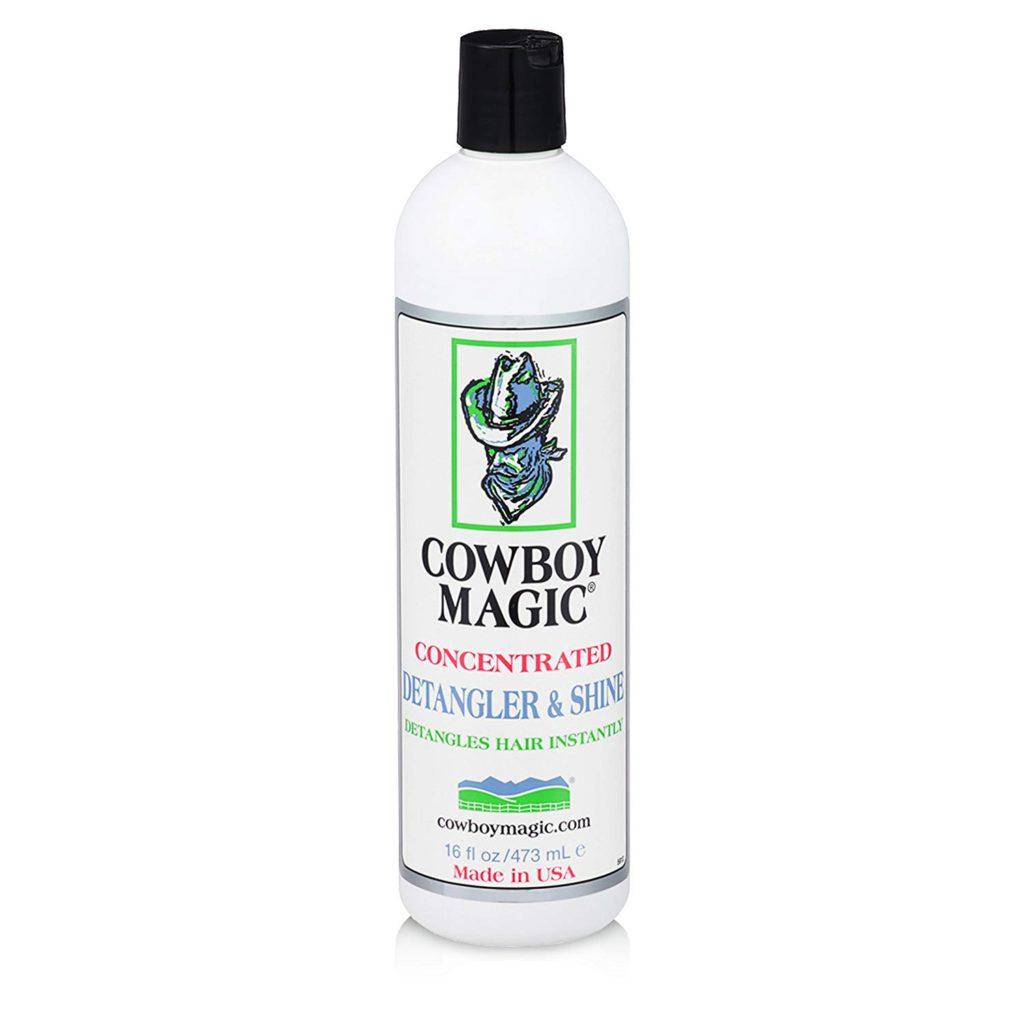 Cowboy Magic Concentrated Horse Detangler and Shine