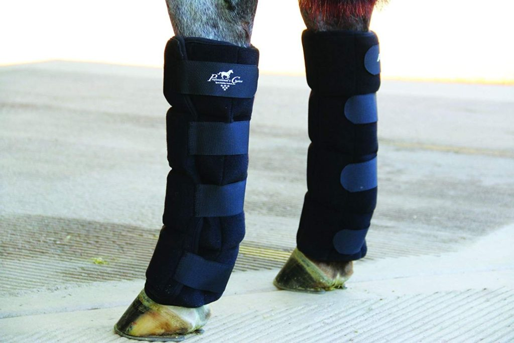Professional's Choice Ice Best Horse Boots