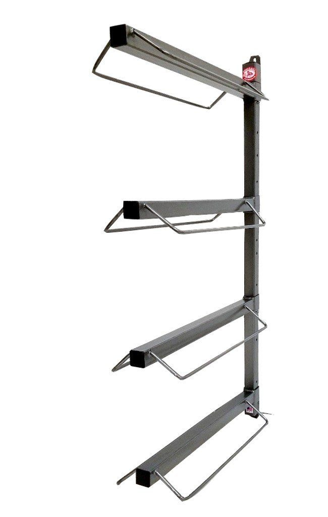 Equi-Racks Wall Mount 4 Saddle Rack
