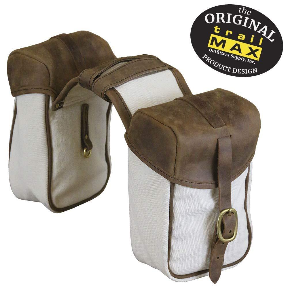 TrailMax Pommel Horn Saddle Bags