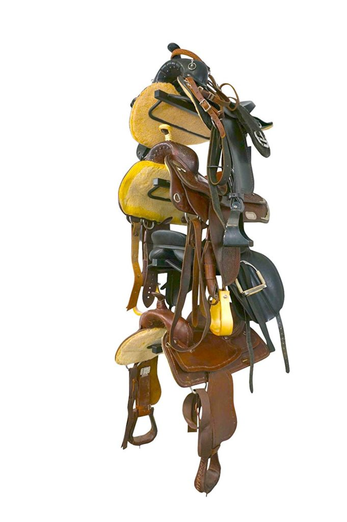 Store Your Board Horse Saddle Storage Rack