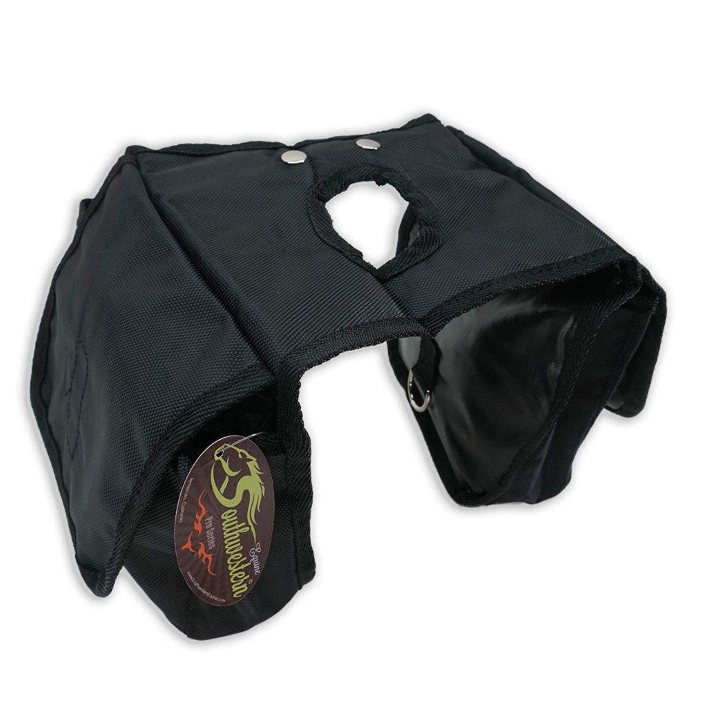 Southwestern Equine Nylon Pommel Horn Bag