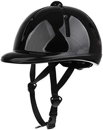 Xiaozxwlhq Adjustable Equestrian Riding Helmet for Kids