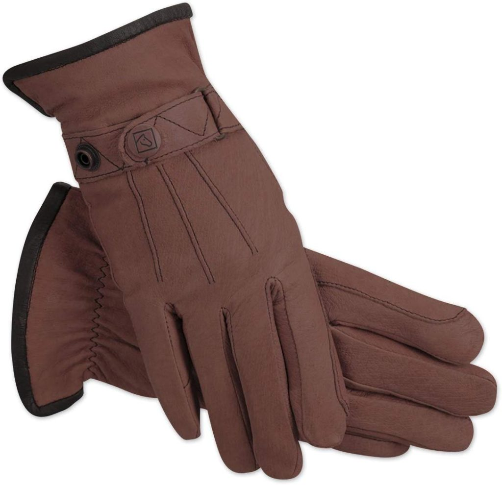 SSG Work 'N Horse Lined Riding Gloves for Women