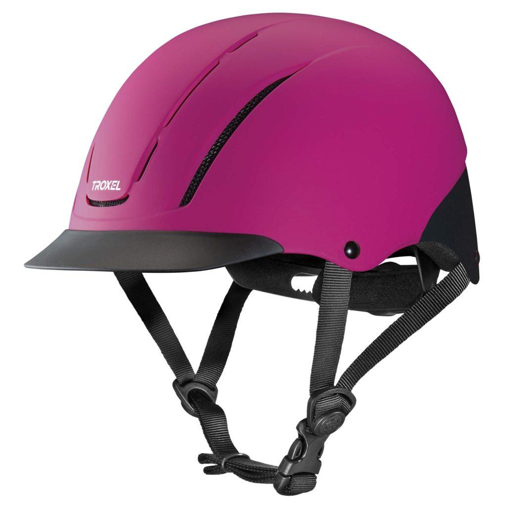 Troxel Spirit Schooling Equestrian Riding Helmet for Kids