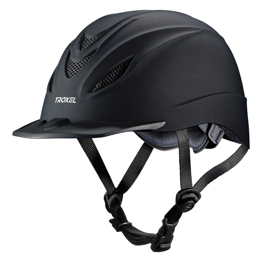 Troxel Intrepid Performance Women's Equestrian Riding Helmet