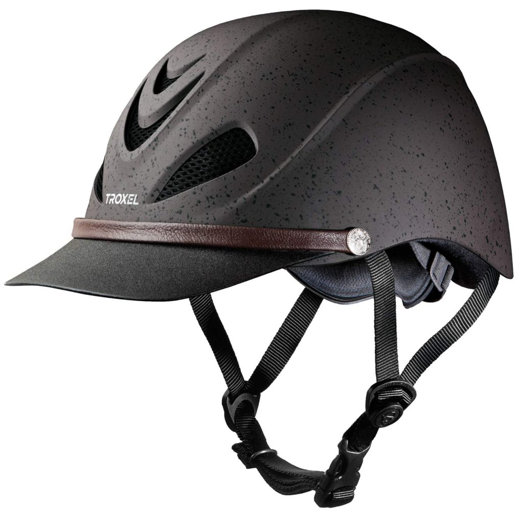 Troxel Low Profile Dakota Women's Equestrian Riding Helmet