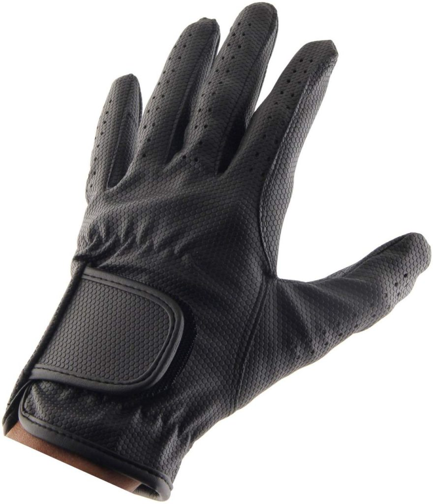 Allness Inc Equestrian Riding Gloves for Women