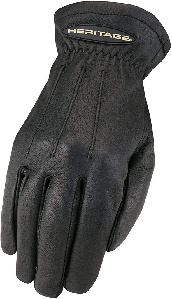 Heritage Winter Trail Horse Riding Gloves for Women
