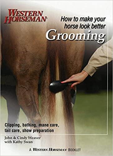 Grooming from Western Horseman Books