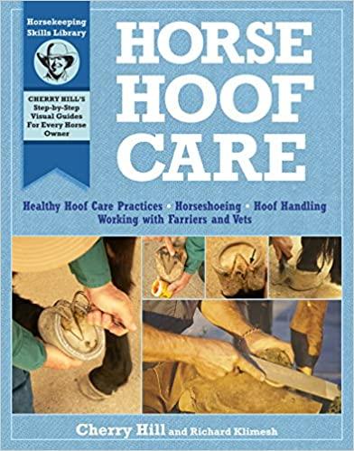 Horse Hoof Care Grooming Book