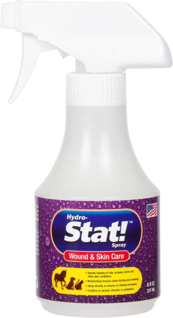 Stat! Spray Pet Wound & Skin Care - Equine First Aid Products