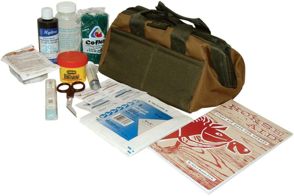 Horse Aid First Aid Kit