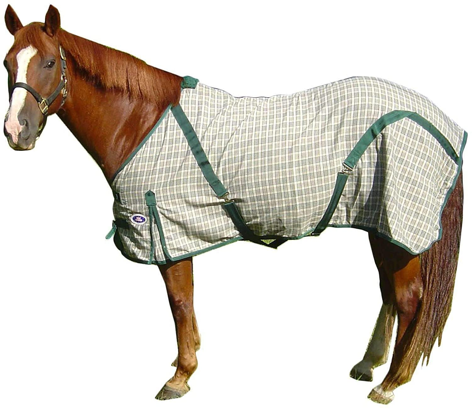 Derby Originals Cotton Fly Sheet For Horses