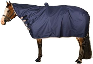 Dura tech horse rain sheet
